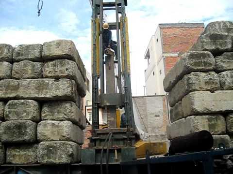 Sản xuất cọc bê tông cốt thép
